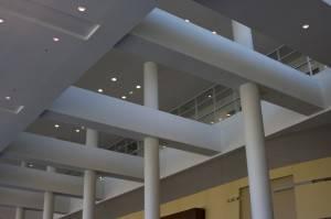 Потолок из гипсокартона — фото 67