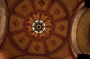 Роспись потолка — фото 216