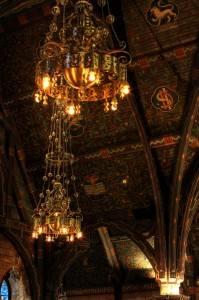 Роспись потолка — фото 230