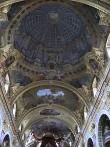 Роспись потолка — фото 40