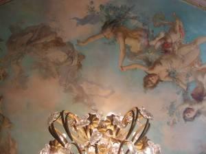 Роспись потолка — фото 195