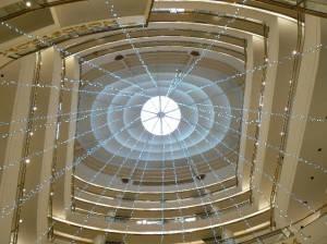 Металлический потолок — фото 29