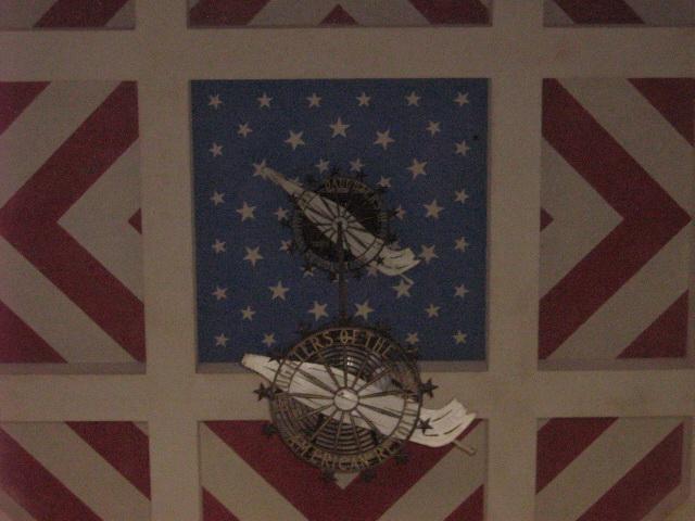 Роспись потолка — фото 313
