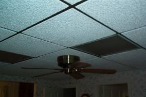 Подвесной потолок — фото 40