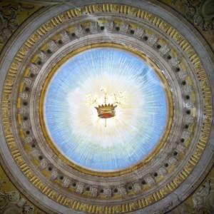 Роспись потолка — фото 374