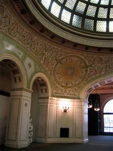 Роспись потолка — фото 108