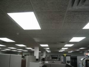 Подвесной потолок — фото 32