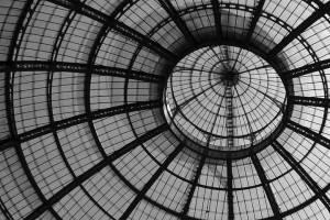 Стеклянная крыша — фото 56