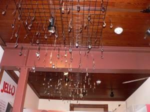 Деревянный потолок — фото 9