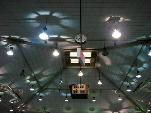 Металлический потолок — фото 9