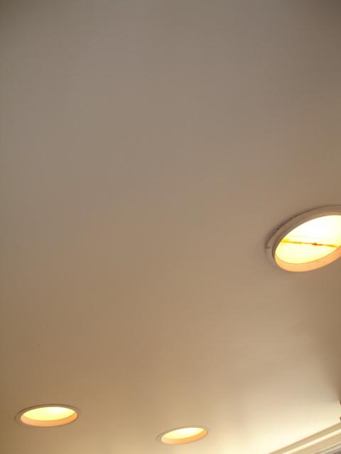 Потолок из гипсокартона — фото 3