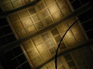 Роспись потолка — фото 125