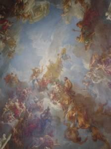 Роспись потолка — фото 261