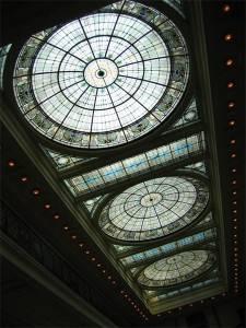Витражный потолок — фото 18