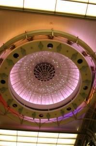 Металлический потолок — фото 10