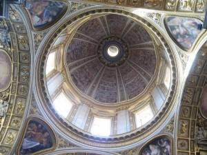 Роспись потолка — фото 126
