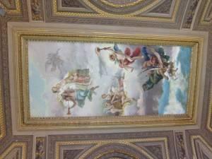 Роспись потолка — фото 330