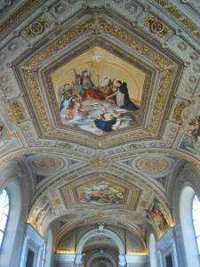 Роспись потолка — фото 84