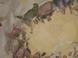 Роспись потолка — фото 233