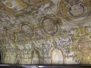 Роспись потолка — фото 60