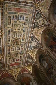 Потолок Сиенского собора — фото 3