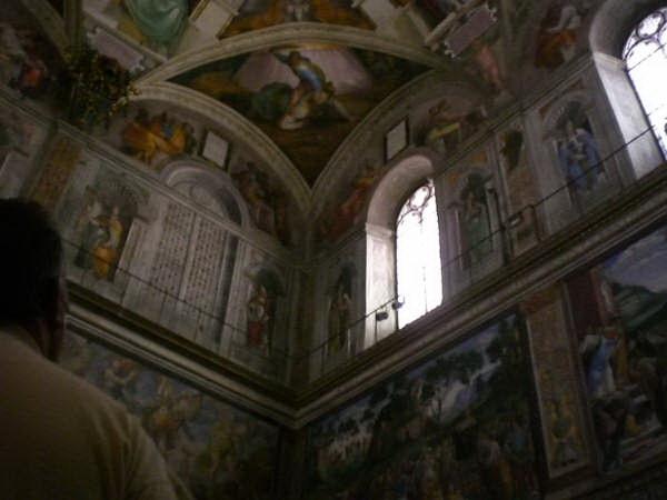 Роспись потолка — фото 79