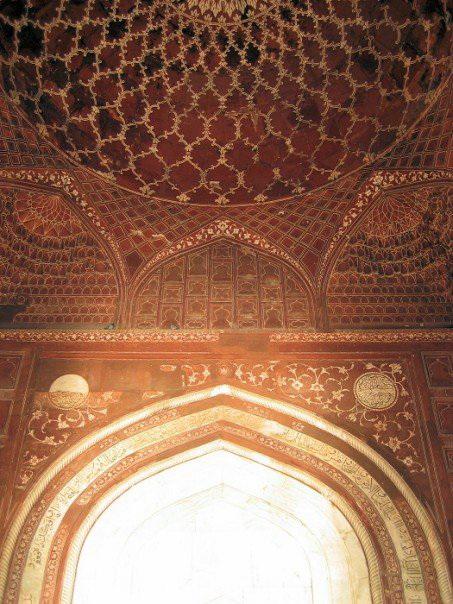 Роспись потолка — фото 14