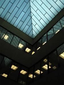 Стеклянная крыша — фото 87