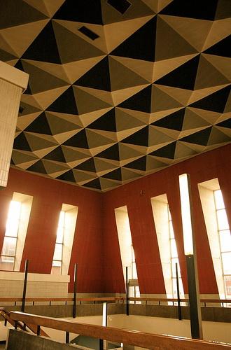 Роспись потолка — фото 36