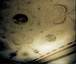 Роспись потолка — фото 177
