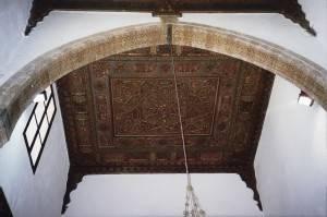 Потолок здания Байт-аль-Аккад (фото 2)
