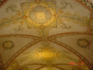 Роспись потолка — фото 288