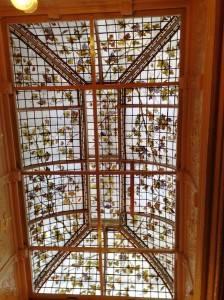 Витражный потолок — фото 34