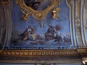 Роспись потолка — фото 235
