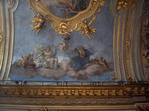 Роспись потолка — фото 343
