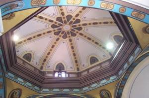 Роспись потолка — фото 197