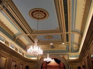 Роспись потолка — фото 117