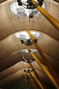 Металлический потолок — фото 38