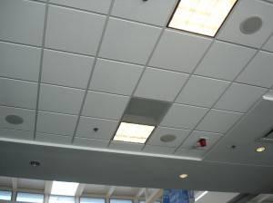 Подвесной потолок — фото 46