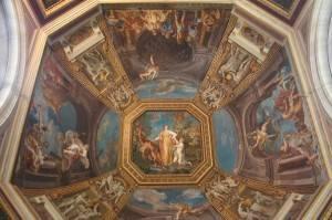 Роспись потолка — фото 47