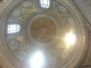 Мозаичный потолок — фото 6