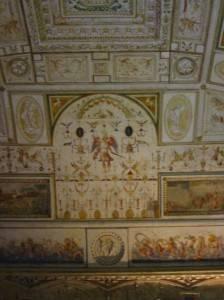 Роспись потолка — фото 118