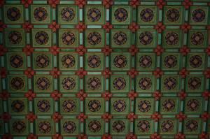 Роспись потолка — фото 207