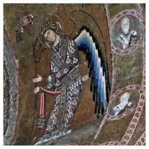 Мозаика из Собора в честь Рождества Пресвятой Богородицы города Монреале