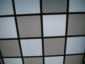 Подвесной потолок — фото 44