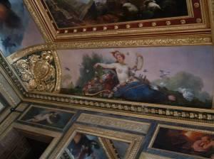Роспись потолка — фото 344