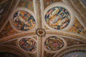 Роспись потолка — фото 249
