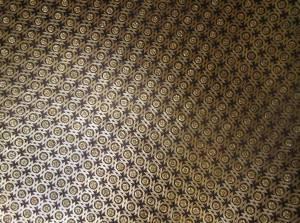 Фрагмент потолка Севильского Алькасара