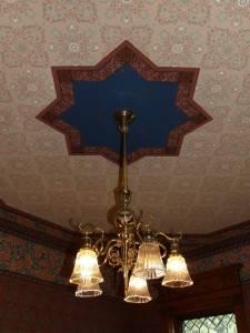Роспись потолка — фото 278