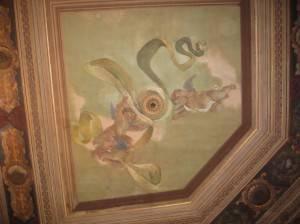 Роспись потолка — фото 250